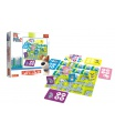 Trefl Tajný život mazlíčků 2 Uptown Pets společenská stolní hra v krabici 24x24x5cm 4+