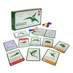 PEXI Alexander hra Evoluce - Čas létat, rozšíření hry