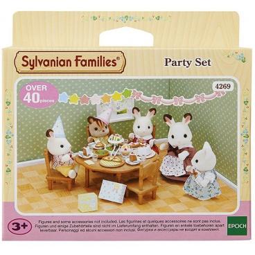 Sylvanian Families 4269 Nábytek - párty set