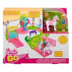 Mattel Mini Barbie na cestách Pouť - herní set