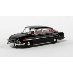 ABREX Tatra 603 (1969) 1:43 - Černá - Červený Interiér