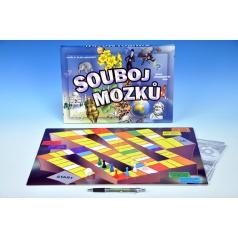 Pilgr Richard Souboj mozků společenská hra v krabici 33x23x3cm