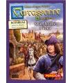 Mindok hra Carcassonne Král, hrabě a řeka - rozšíření 6