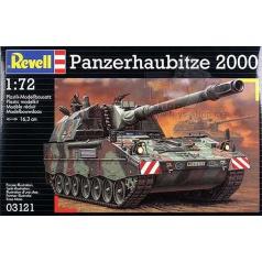 Revell Plastic ModelKit tank 03121 - Panzerhaubitze PzH 2000 (1:72)