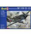 Revell Plastic ModelKit letadlo 04160 - Messerschmitt Bf 109 G-10 (1:72)