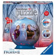 Ravensburger puzzle Disney Ledové království 2 72 dílků