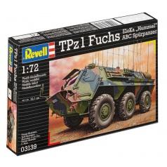 "Revell Plastic ModelKit military 03139 - TPz 1 Fuchs EloKa ""Hummel"" / ABC (1:72)"