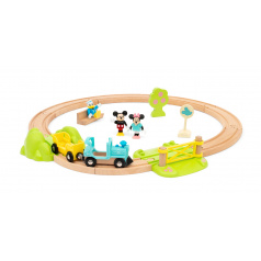 Brio Disney and Friends Vlakový set Myšáka Mickeyho