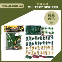 Mac Toys Sada vojáčků a dalšího příslušenství