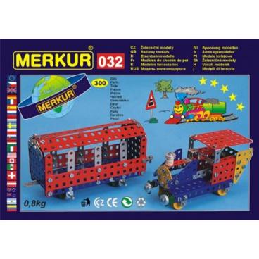 Merkur M032 Železničné modely