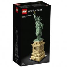 LEGO Architecture 21042 Socha Slobody