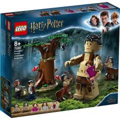 LEGO Zakázaný les: Stretnutie Grawpa s profesorkou Umbridgeovou