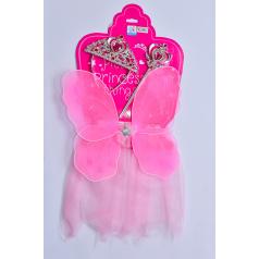 Mac Toys Šaty pro princeznu - růžové