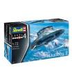 Revell  Plastic ModelKit letadlo 03903 - Flying Saucer Haunebu (1:72)