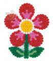 HAMA zažehlovací korálky - MIDI podložka květina