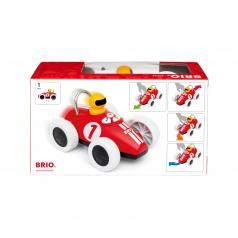 Brio Play & Learn Závodní auto