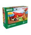 Brio 33963 Safari helikoptéra