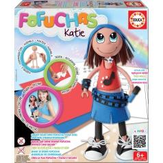 EDUCA Katie - sestav si svou panenku