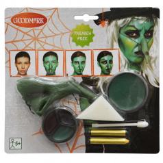 Arpex sada make-up kompletní horor - čarodějnice