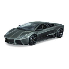 Bburago 1:18 Plus Lamborghini Reventón Metallic Grey