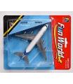 Mac Toys Kovové letadlo