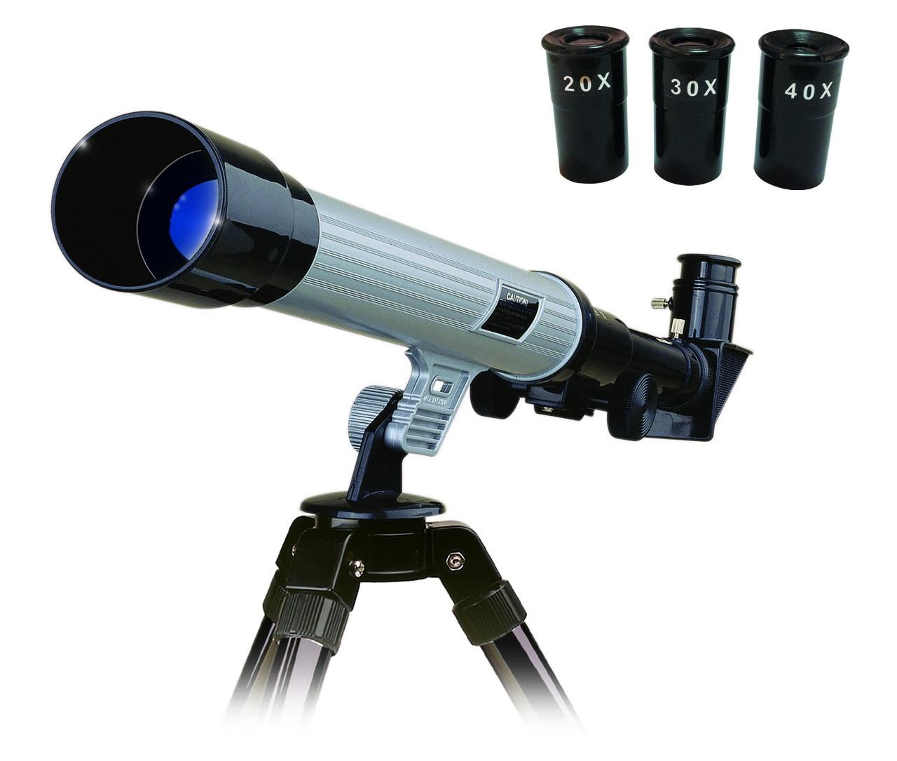 Hvězdářský teleskop