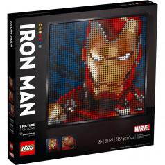 LEGO Iron Man od Marvelu