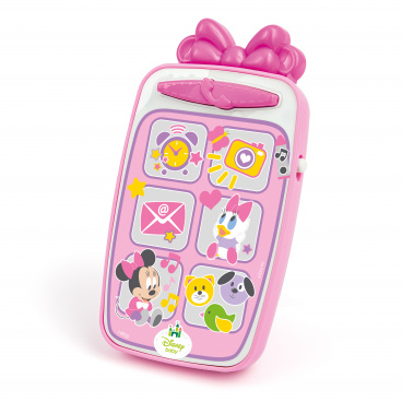 Clementoni Minnie - můj první telefon