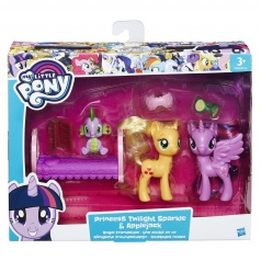Hasbro My Little Pony B9160 Set 2 poníků s doplňky