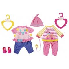 Zapf Creation BABY born Little Oblečení na hraní, 2 druhy, 36 cm