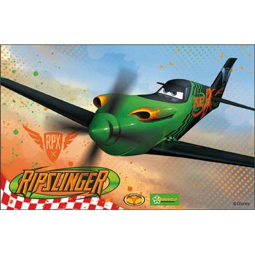 Ravensburger Display Minipuzzle Disney Letadla 54d, display 45ks