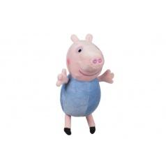 Prasiatko Peppa postavička Tom plyš 25cm v sáčku 0m +