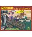 Merkur kovová stavebnice Kitty Hawk