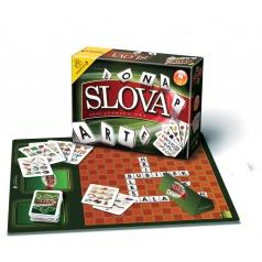 Bonaparte Slova společenská hra v krabici 28x19,5x6cm