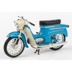 Abrex Jawa 50 Pionýr typ 20 (1967) 1:18 - Modrá