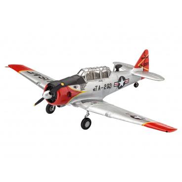 Revell 63924 ModelSet letadlo - T-6 G Texan (1:72)