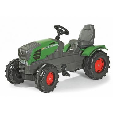 ROLLYTOYS Šlapací traktor Farmtrac Fendt 211 Vario