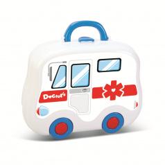 mac toys Doktorská sada v kufříku