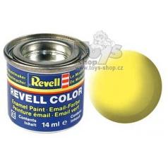 Revell emailová barva 32115 matná žlutá
