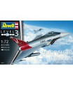 Revell Plastic ModelKit letadlo 03952 - Eurofighter Typhoon single seater (1:72)