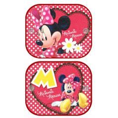 Stínítka do auta  Minnie Mouse (pár)