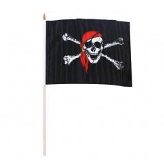 Rappa Vlajka pirátská 47x30 cm