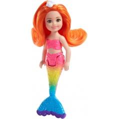 Mattel Barbie CHELSEA MOŘSKÁ PANNA různé druhy