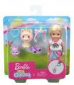 Mattel Barbie CHELSEA V KOSTÝMU ASST