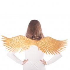 Rappa Andělská křídla zlatá