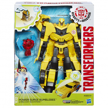 Hasbro TRANSFORMERS RID MINICON POWER HEROES