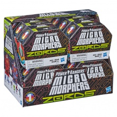 Hasbro Power Rangers Mega Micro Morphers