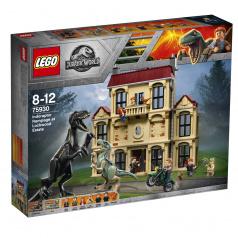LEGO® Jurassic World™ 75930 Řádění Indoraptora v Lockwoodově sídle