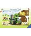 Ravensburger dětské puzzle Traktor na statku   12d