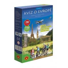 PEXI Alexander Kvíz o Evropě Mini